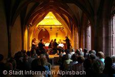 1. Kreuzgangkonzert - Sprak - die klassische Band