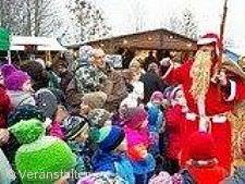 Weihnachtsmarkt in Holzschlag