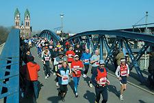 Mein Freiburg Marathon