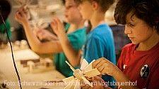 Sommerferienprogramm im Freilichtmuseum Vogtsbauernhof