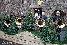 Chrysanthema: Der große Tag der Blasmusik