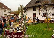 Erntemarkt beim Klausenhof