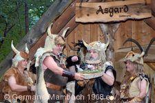 Germanenfest in Mambach
