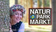 Großer Naturpark-Markt