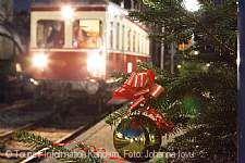 Weihnachtsstraße & Weihnachtszug