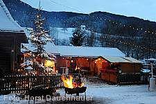Winterabende bei der alten Mühle